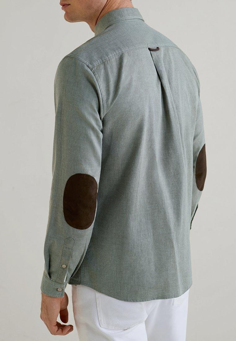 Рубашка с длинным рукавом Mango Man 33017640: изображение 3