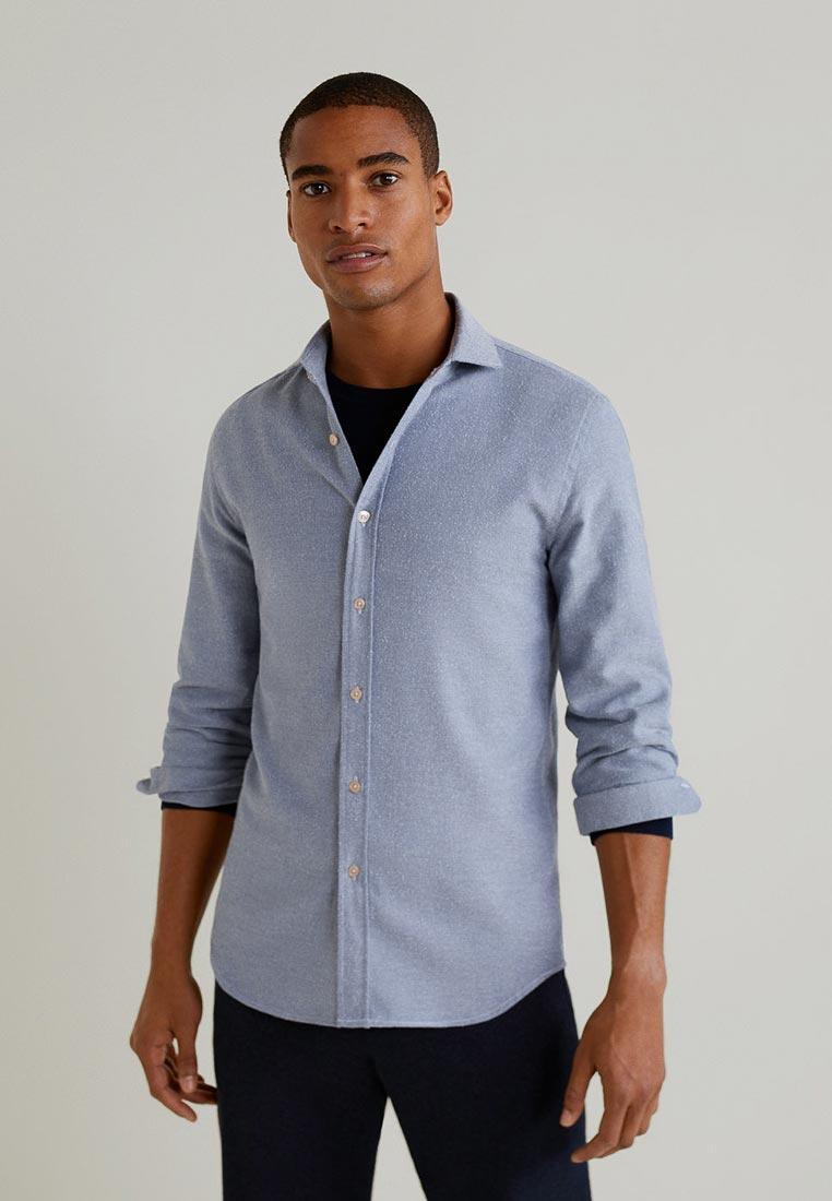 Рубашка с длинным рукавом Mango Man 31088808