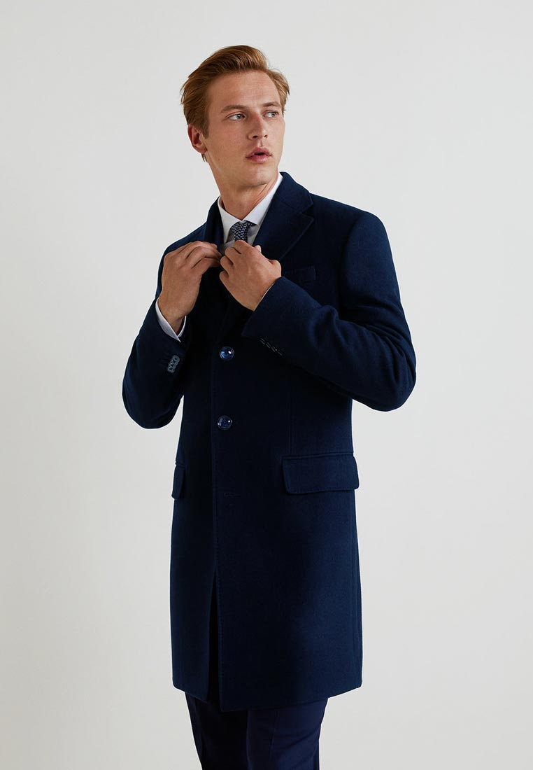 Мужские пальто Mango Man 33023741