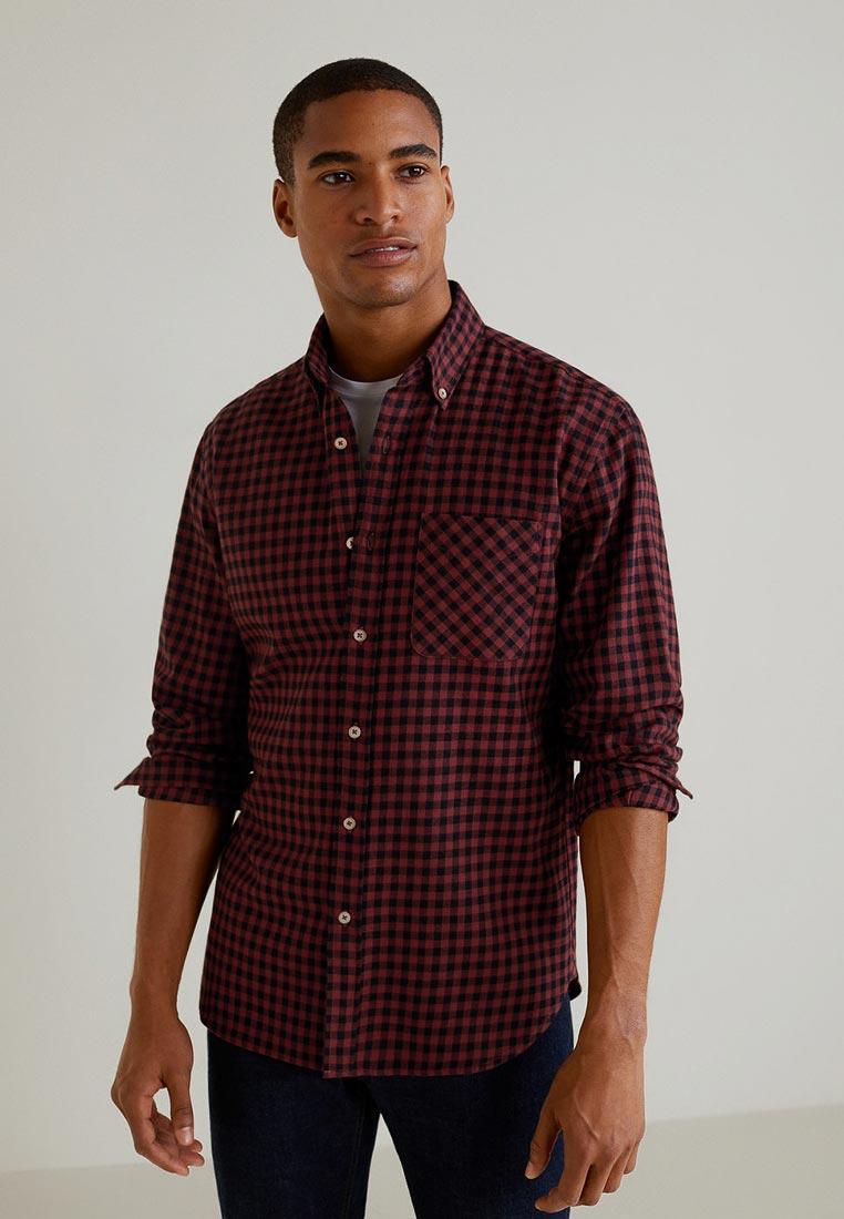 Рубашка с длинным рукавом Mango Man 33067674