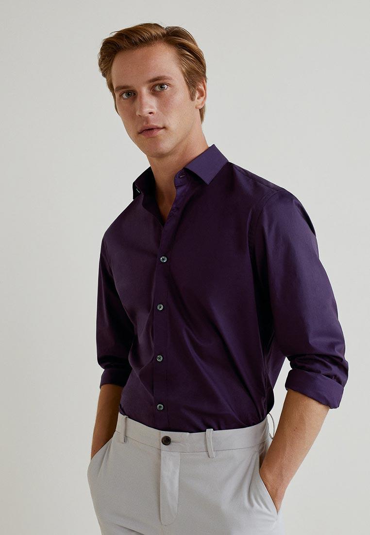 Рубашка с длинным рукавом Mango Man 33070796