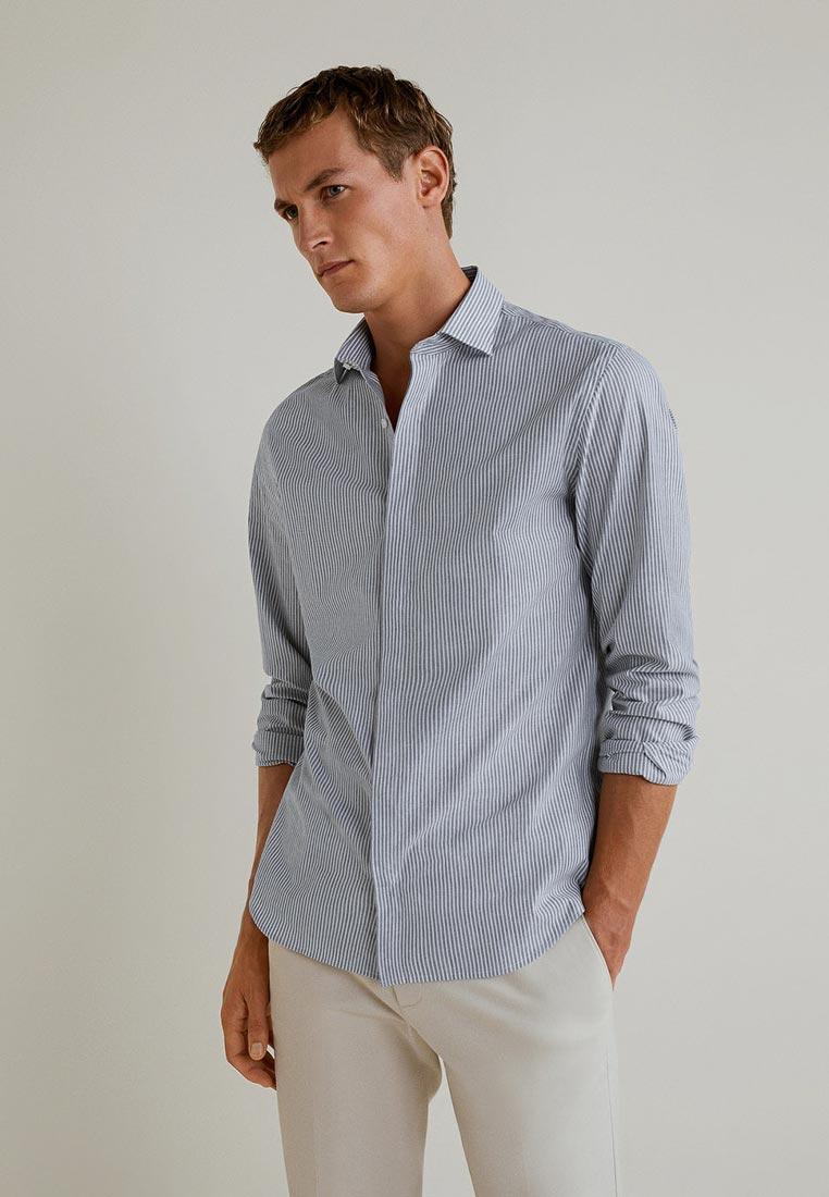 Рубашка с длинным рукавом Mango Man 33037639