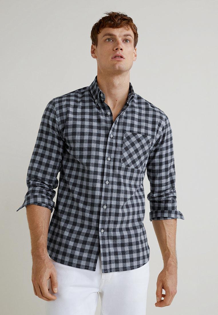 Рубашка с длинным рукавом Mango Man 33957675