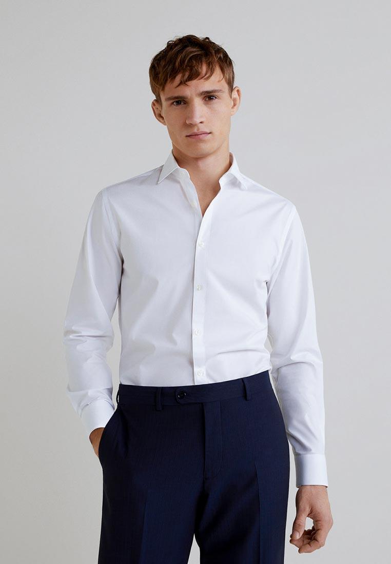 Рубашка с длинным рукавом Mango Man 43060468