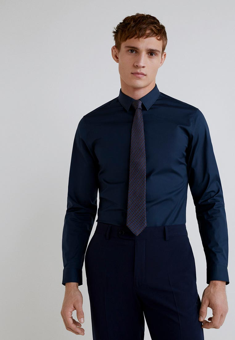 Рубашка с длинным рукавом Mango Man 43090530