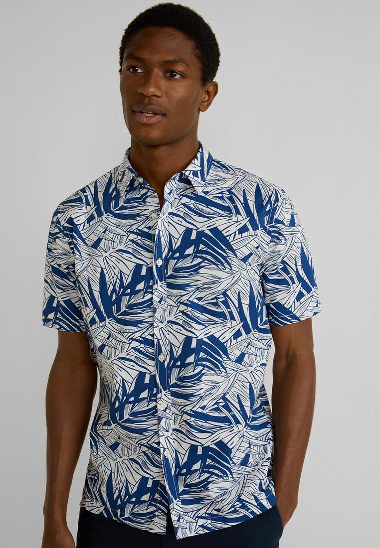 Рубашка с длинным рукавом Mango Man 53030485