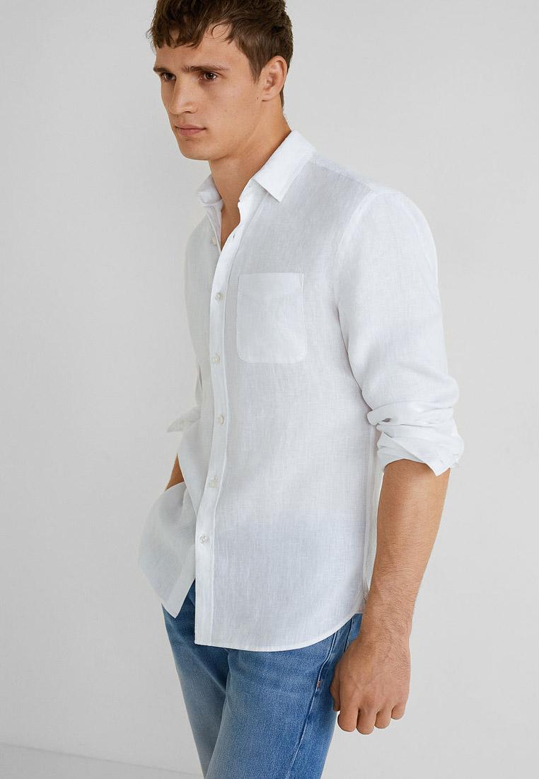Рубашка с длинным рукавом Mango Man 53030534