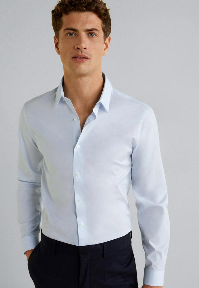 Рубашка с длинным рукавом Mango Man 53080460