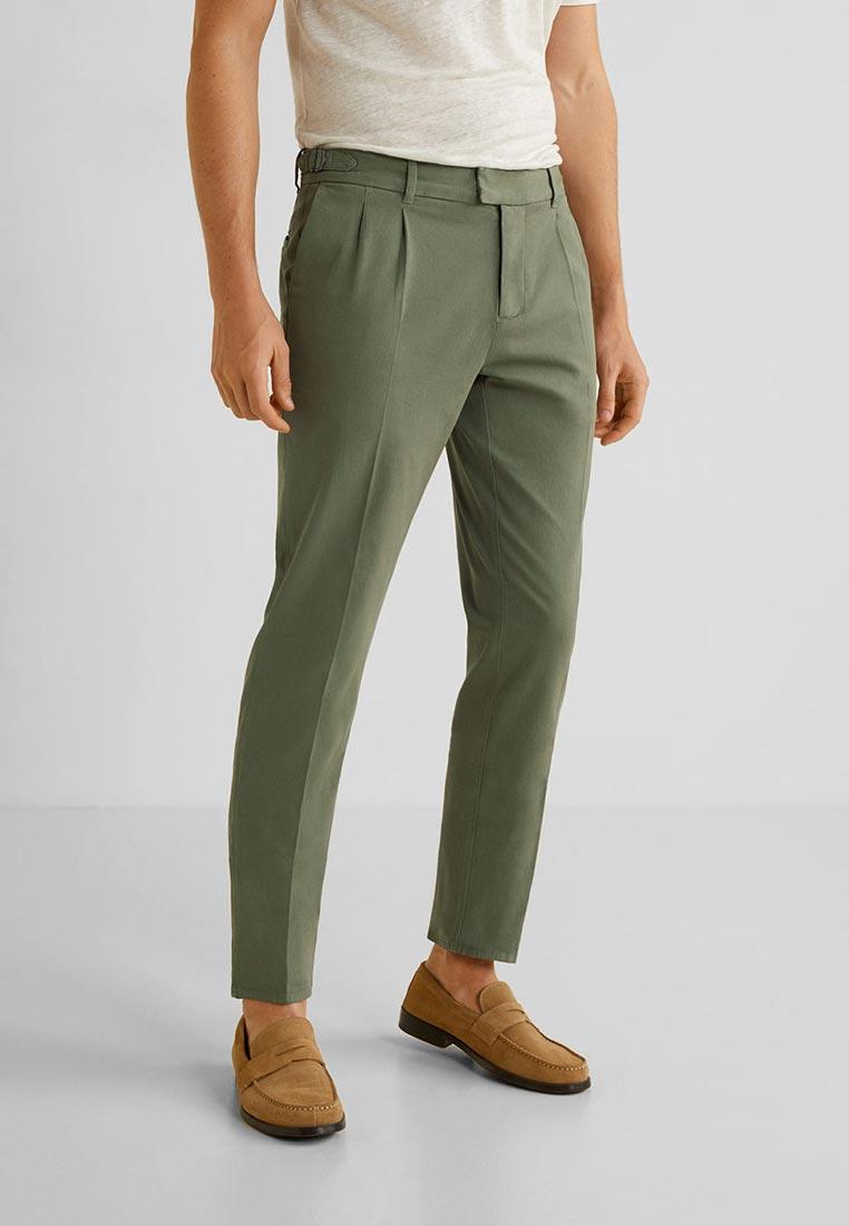 Мужские повседневные брюки Mango Man 53050649