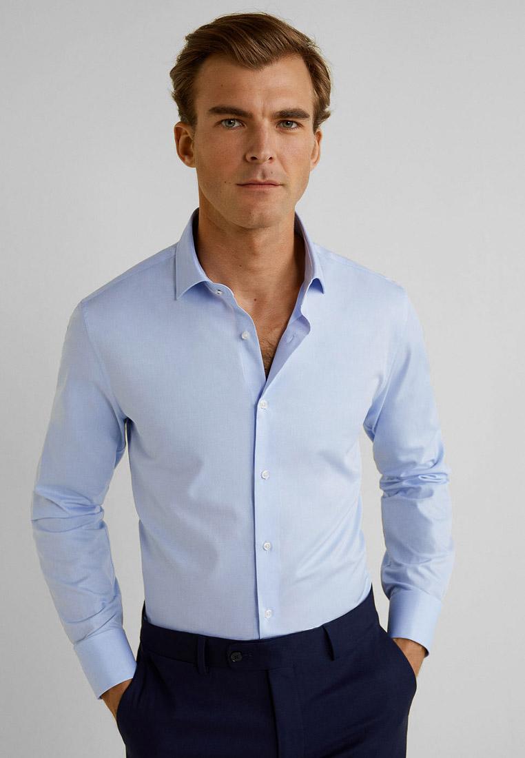 Рубашка с длинным рукавом Mango Man 53000464