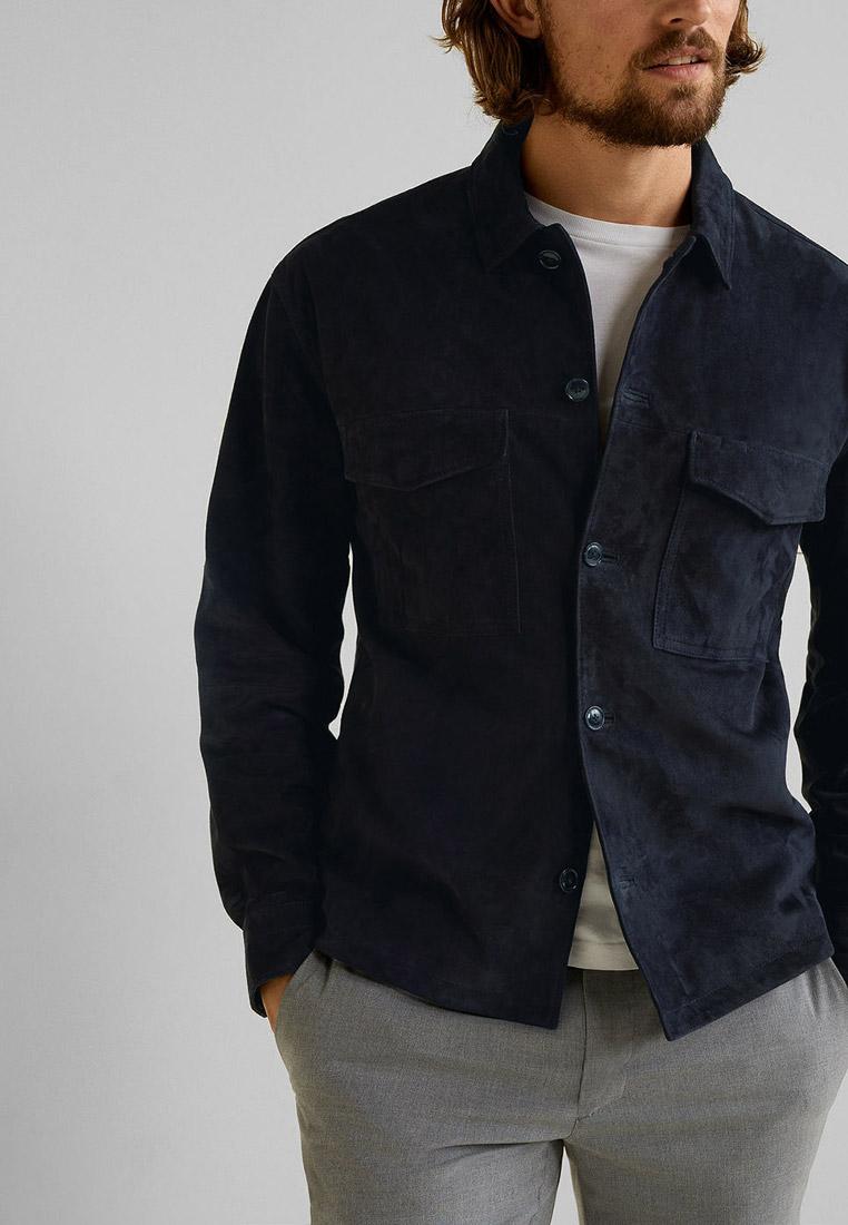 Кожаная куртка Mango Man 53060531