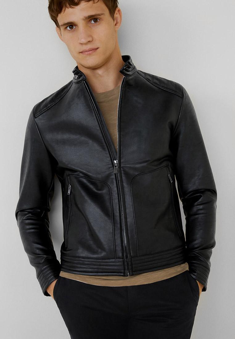 Кожаная куртка Mango Man 53010510