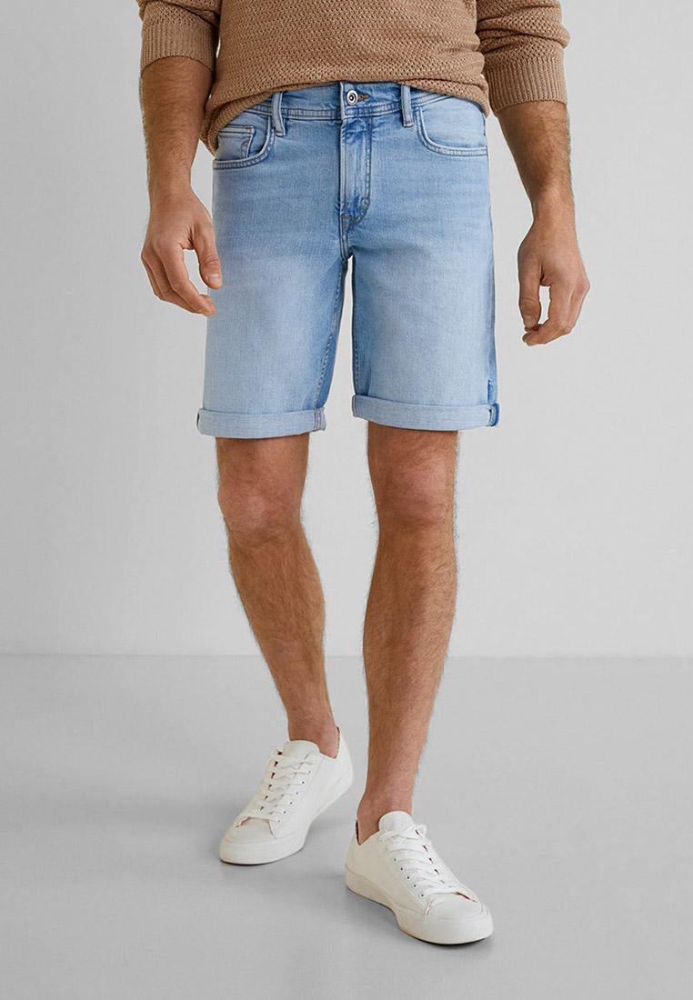 Мужские джинсовые шорты Mango Man 53060558