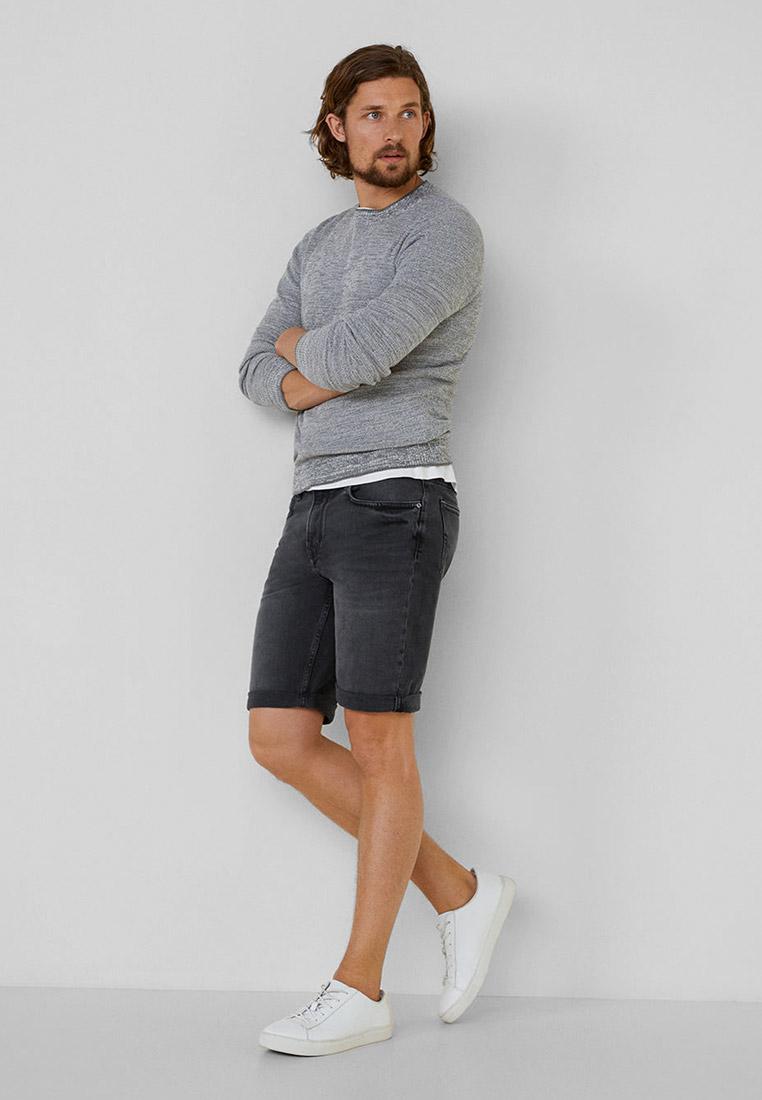 Мужские джинсовые шорты Mango Man 53060560: изображение 2