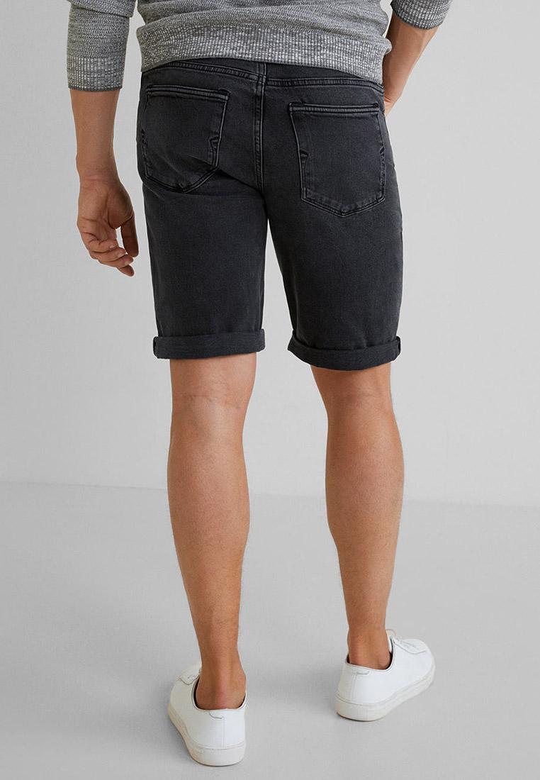 Мужские джинсовые шорты Mango Man 53060560: изображение 3