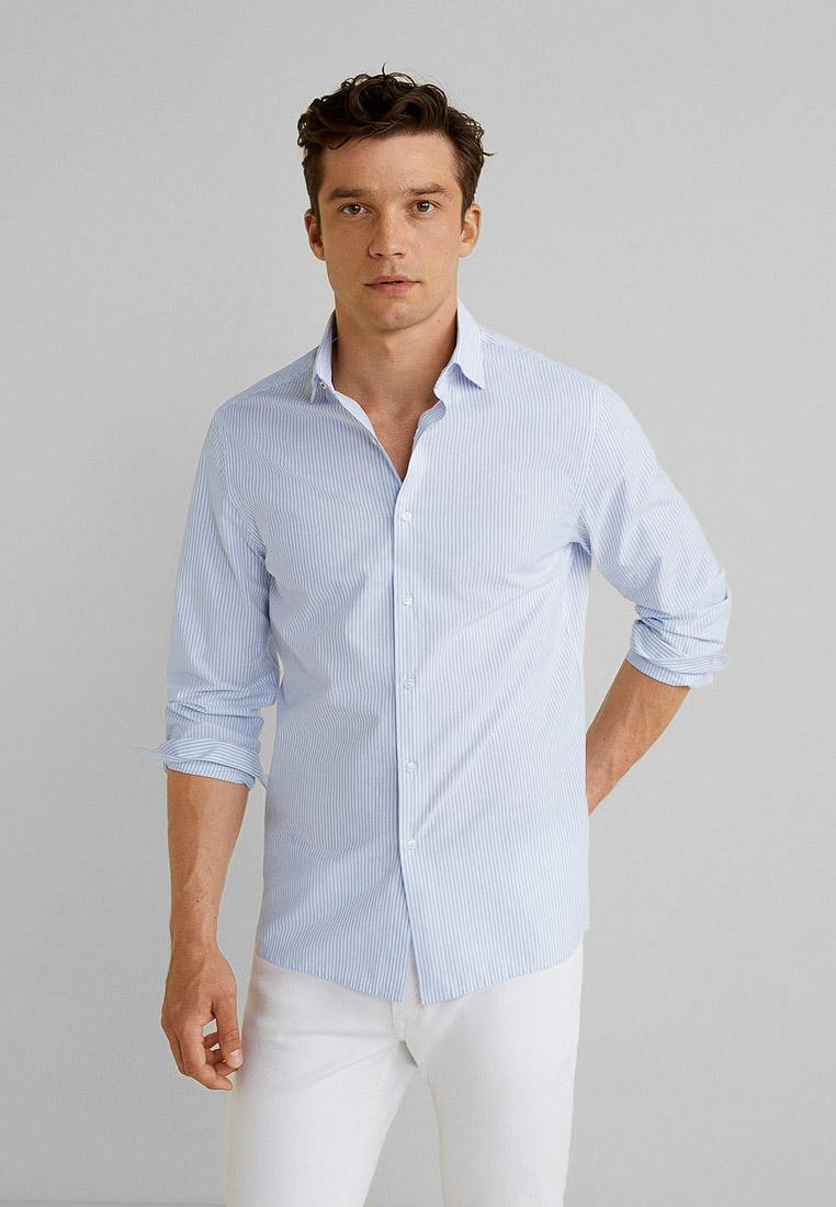 Рубашка с длинным рукавом Mango Man 53050532