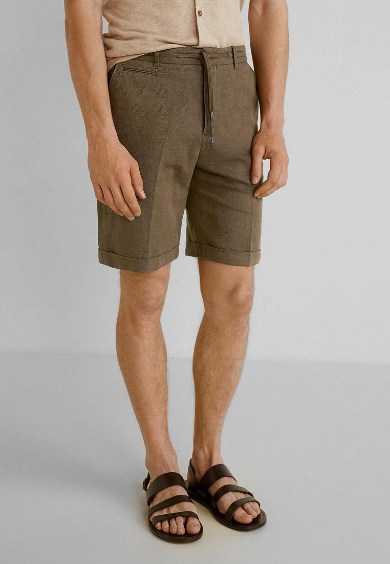 Мужские повседневные шорты Mango Man 53080512