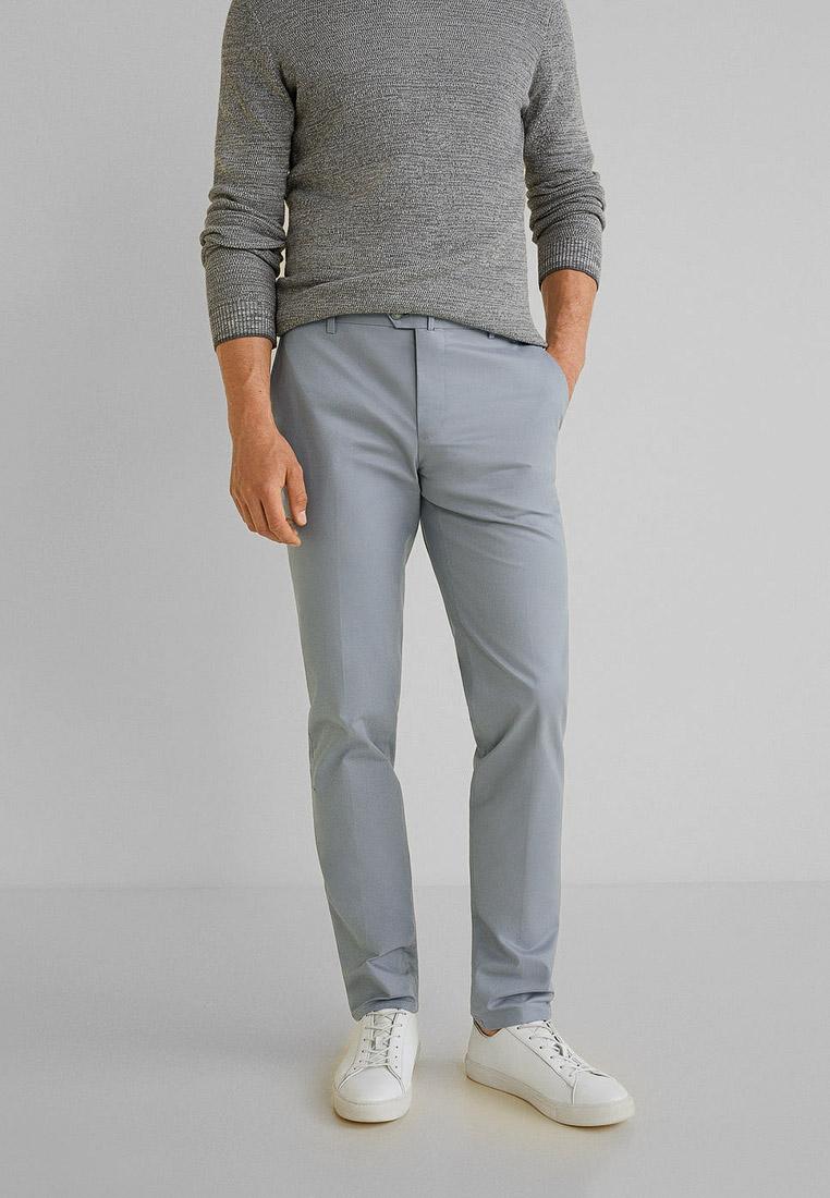 Мужские зауженные брюки Mango Man 53000495