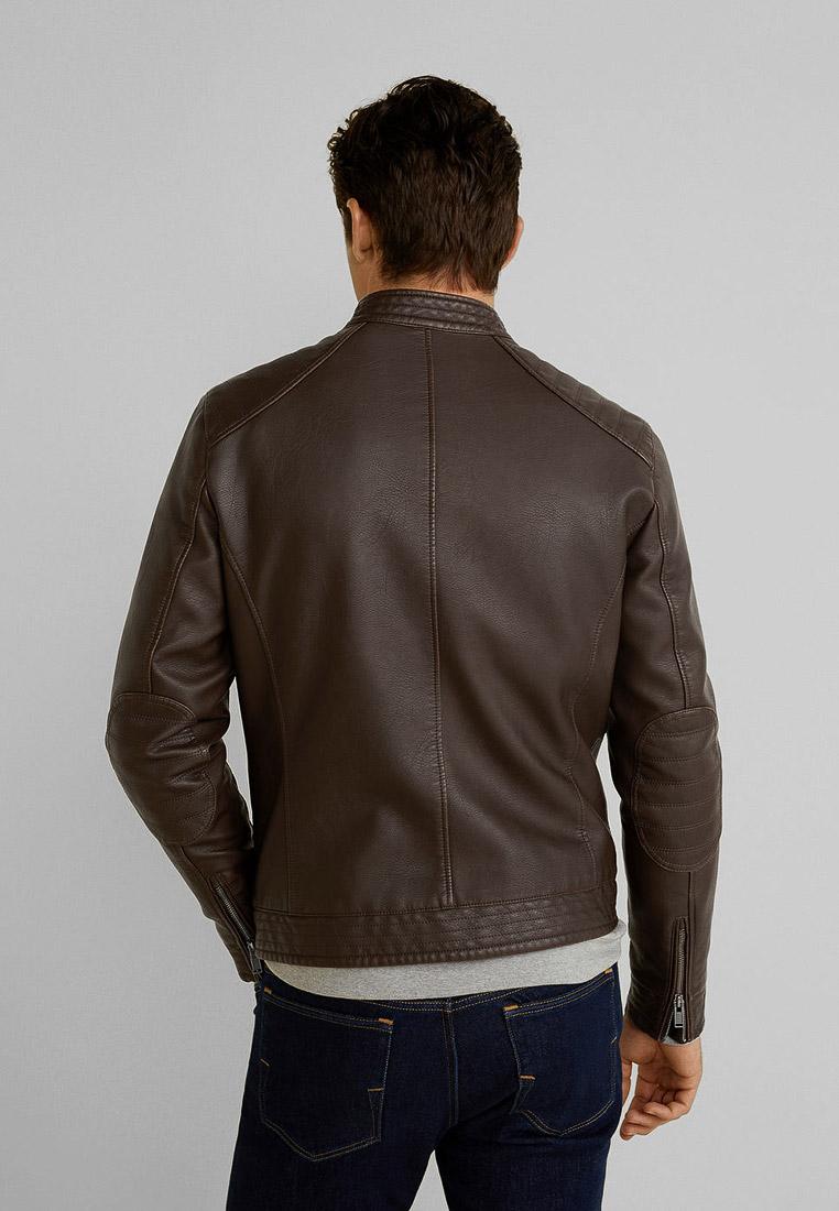 Кожаная куртка Mango Man 53010513: изображение 3