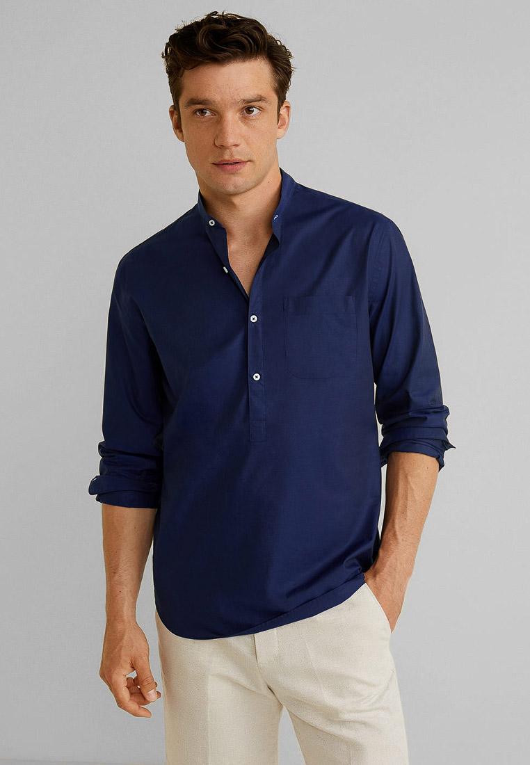 Рубашка с длинным рукавом Mango Man 53020536