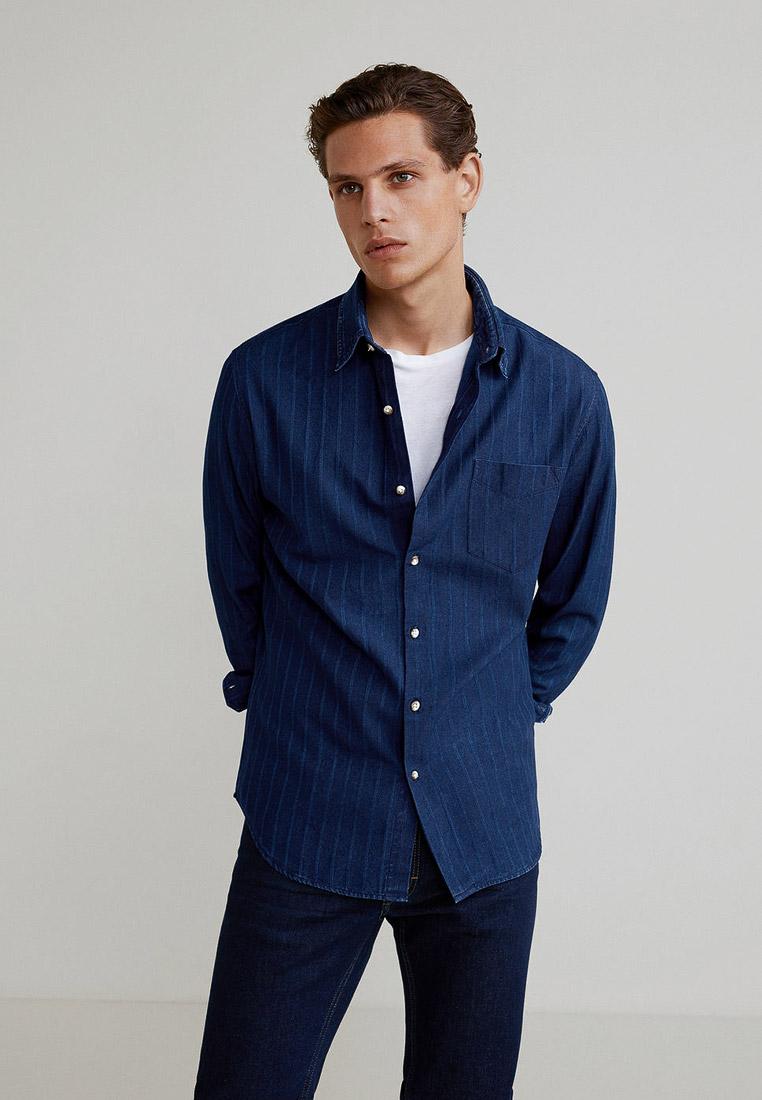 Рубашка с длинным рукавом Mango Man 53030604