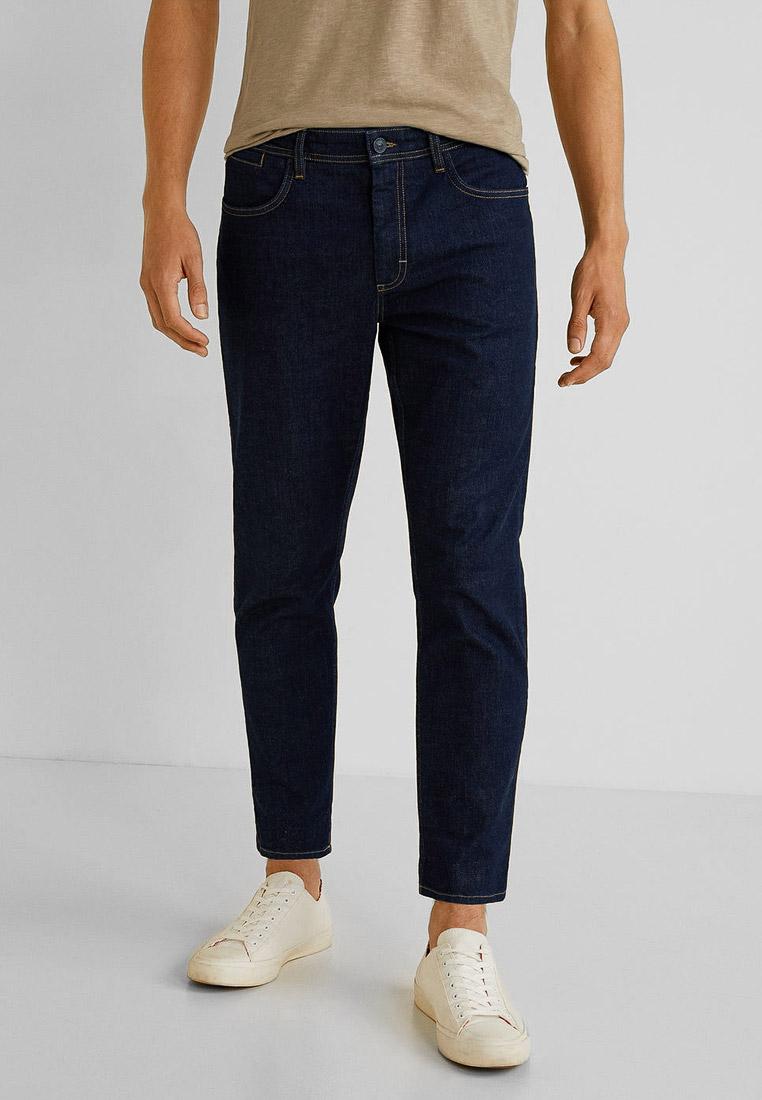 Мужские прямые джинсы Mango Man 53020659