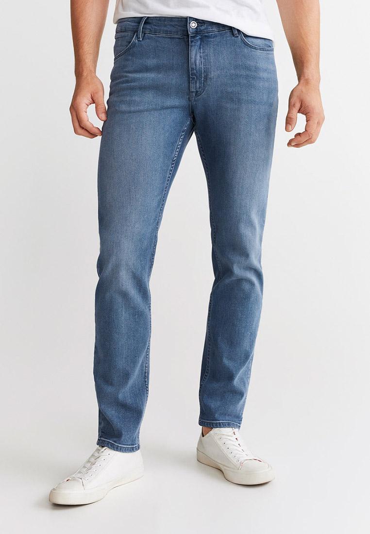 Мужские прямые джинсы Mango Man 53030870