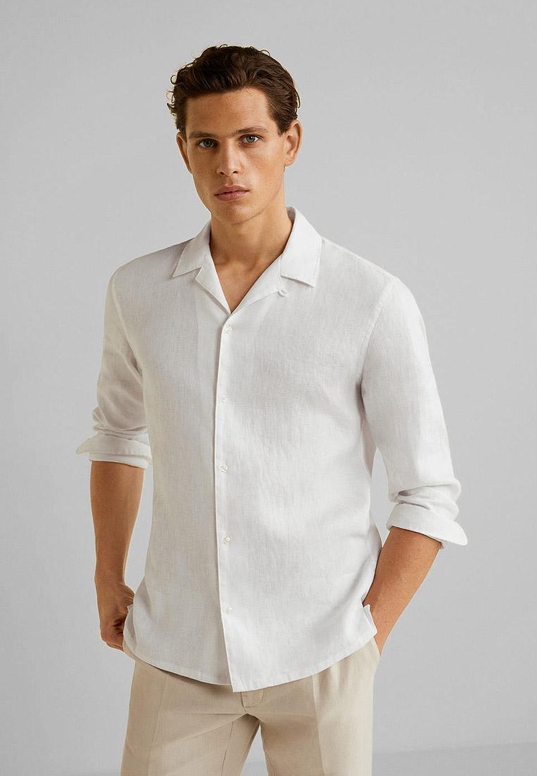 Рубашка с длинным рукавом Mango Man 53020523