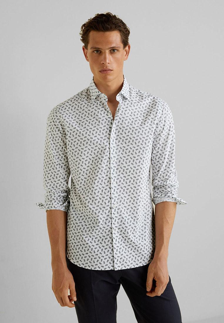 Рубашка с длинным рукавом Mango Man 53090542