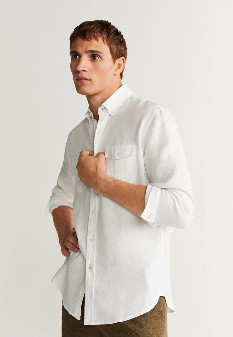 Рубашка с длинным рукавом Mango Man 53090623
