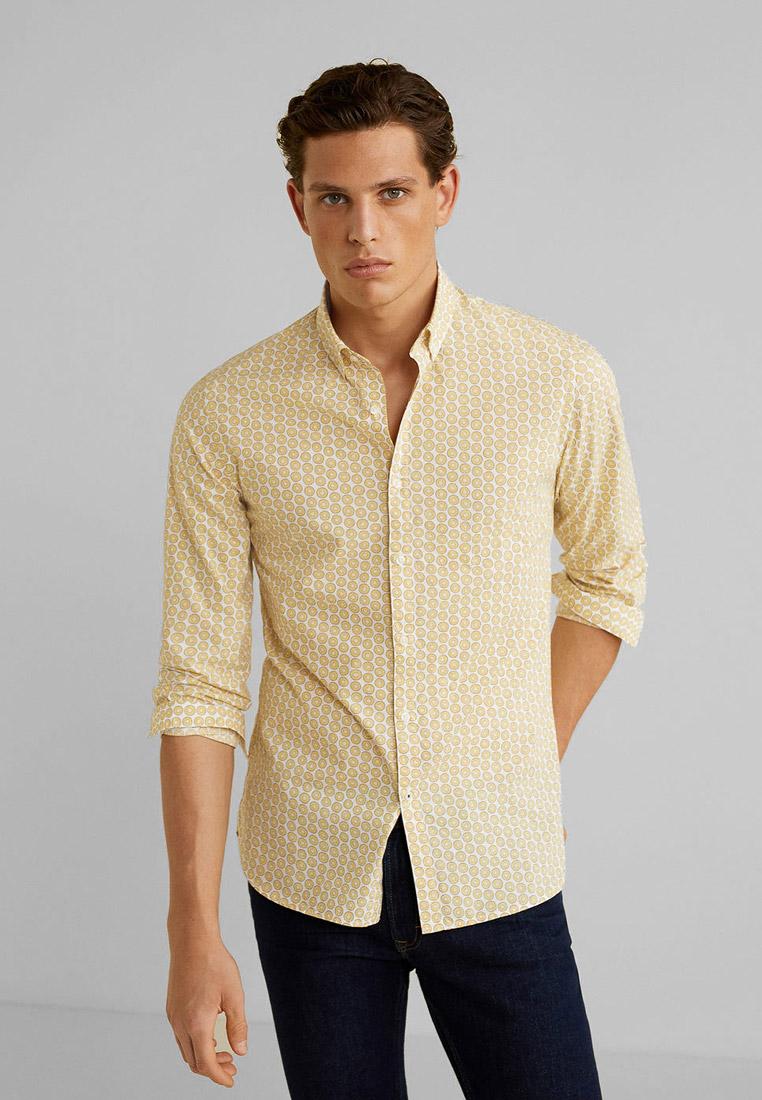 Рубашка с длинным рукавом Mango Man 53030524