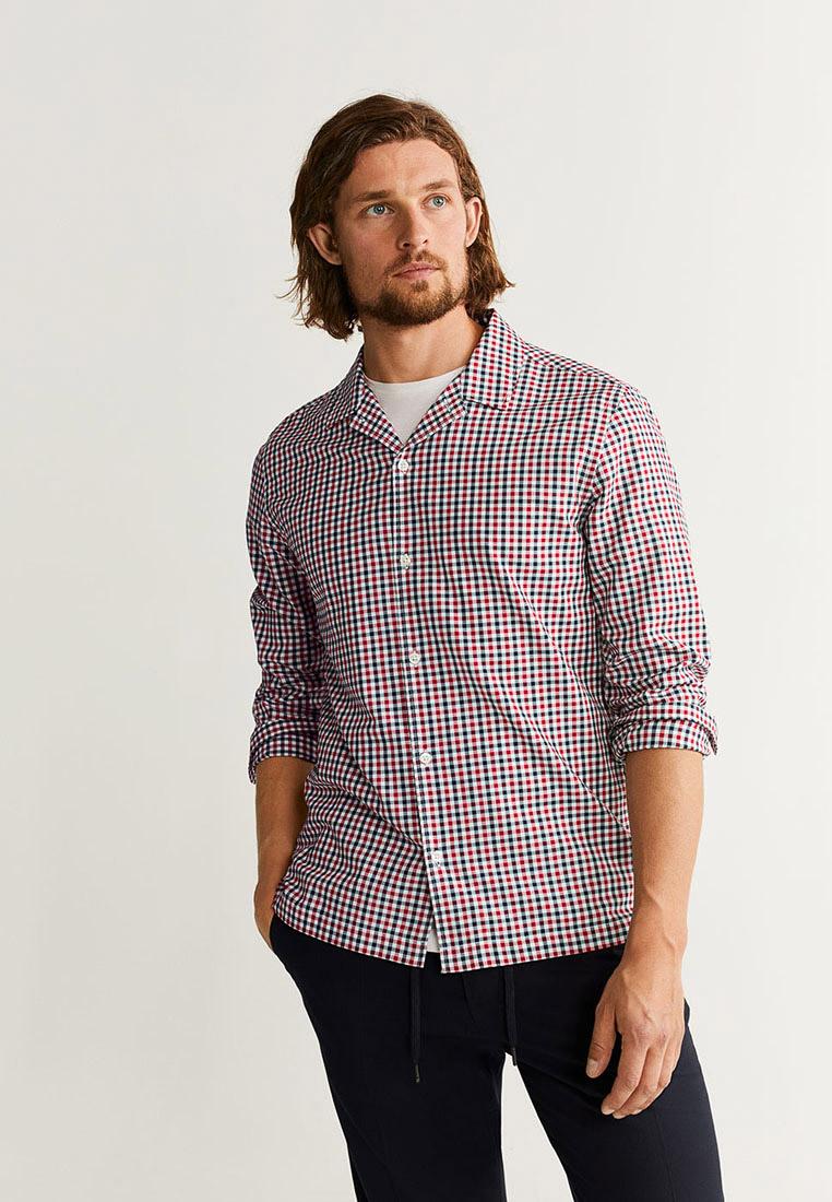 Рубашка с длинным рукавом Mango Man 53093719
