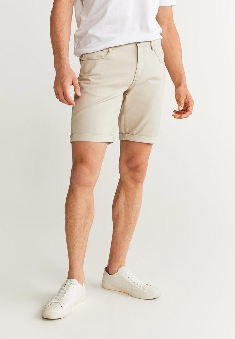 Мужские повседневные шорты Mango Man 53060489