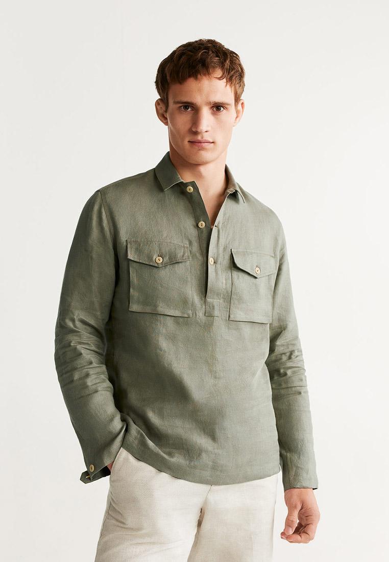 Рубашка с длинным рукавом Mango Man 53050599