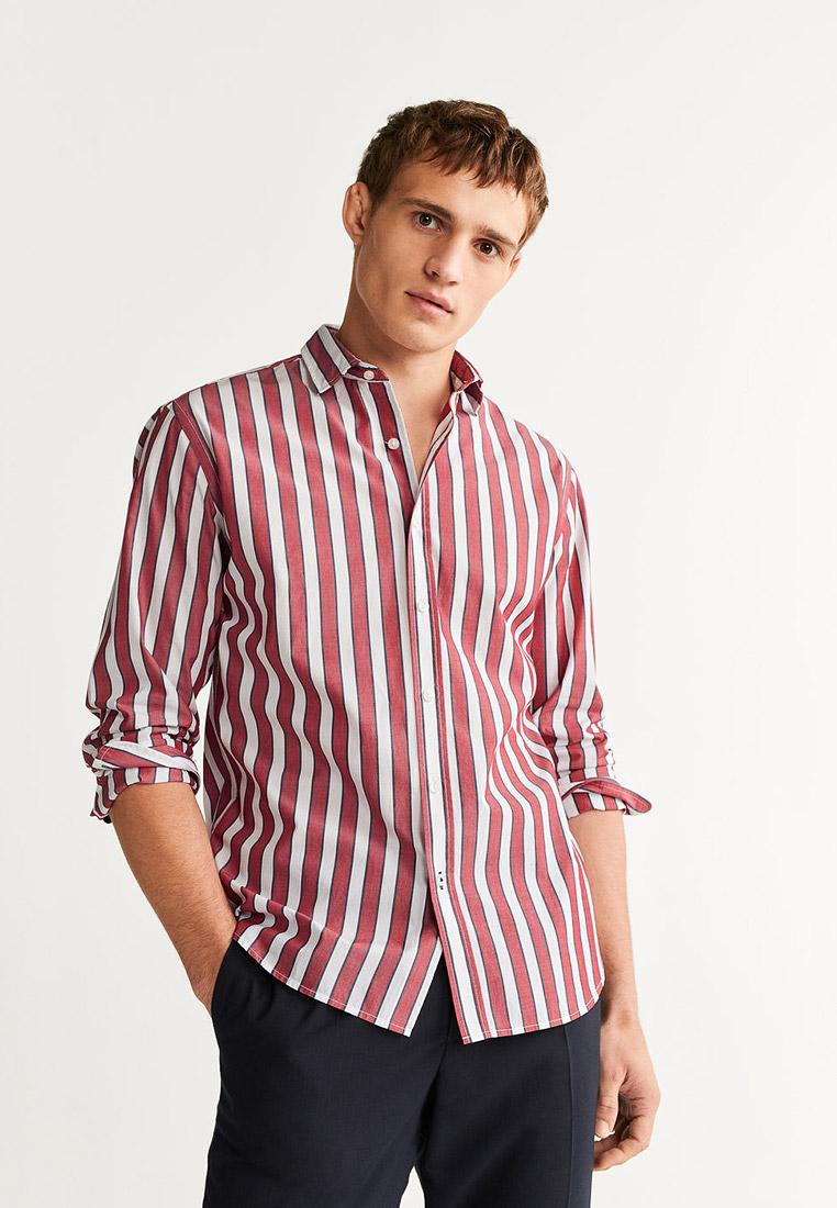 Рубашка с длинным рукавом Mango Man 53033720