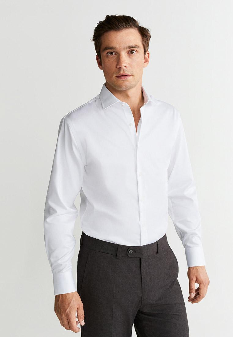 Рубашка с длинным рукавом Mango Man 53060731