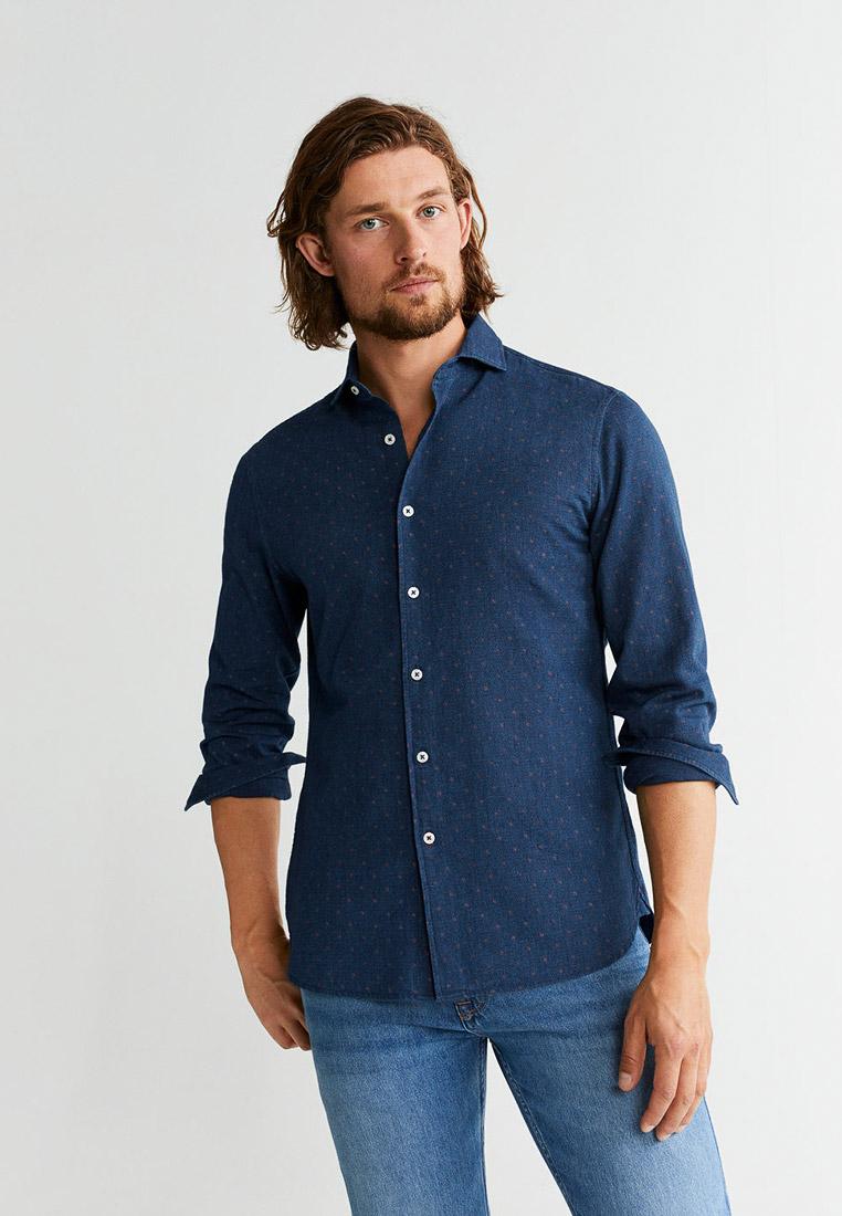 Рубашка с длинным рукавом Mango Man 53013708