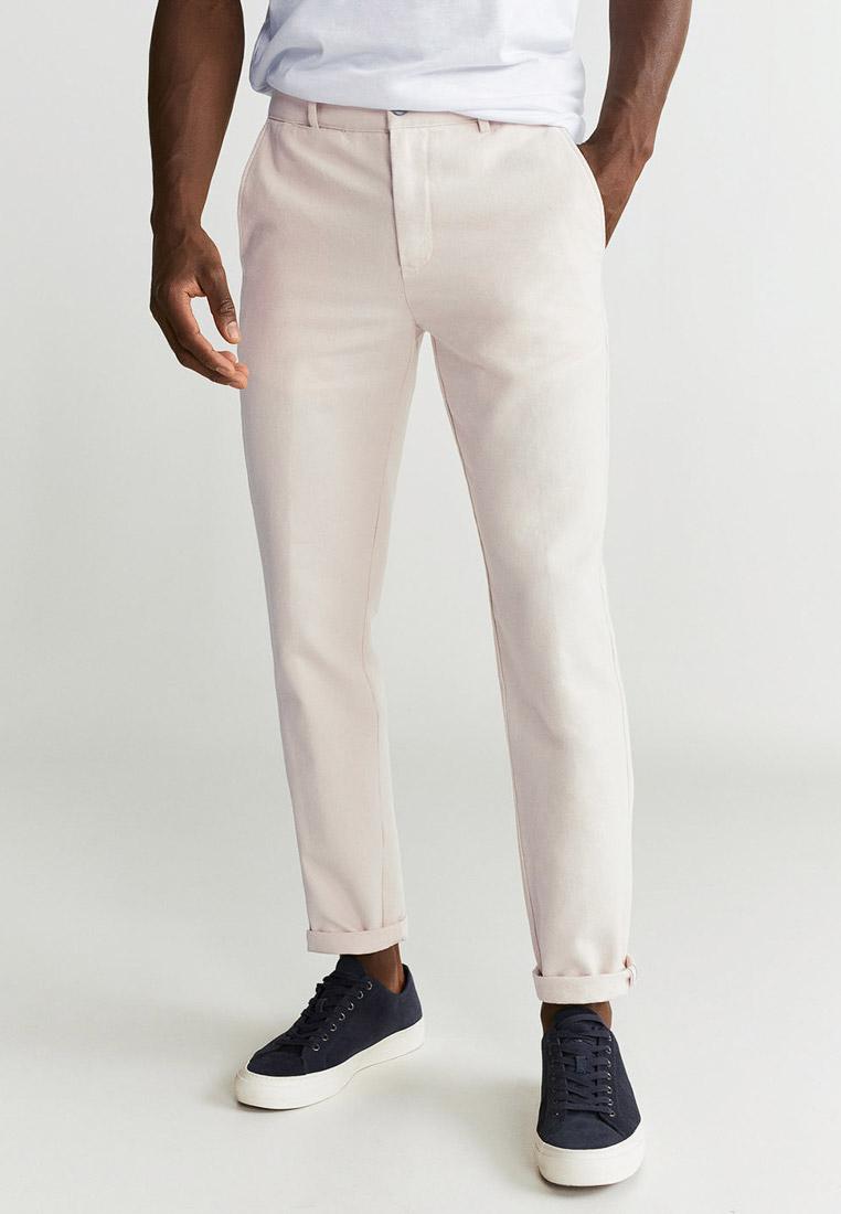 Мужские повседневные брюки Mango Man 53035013
