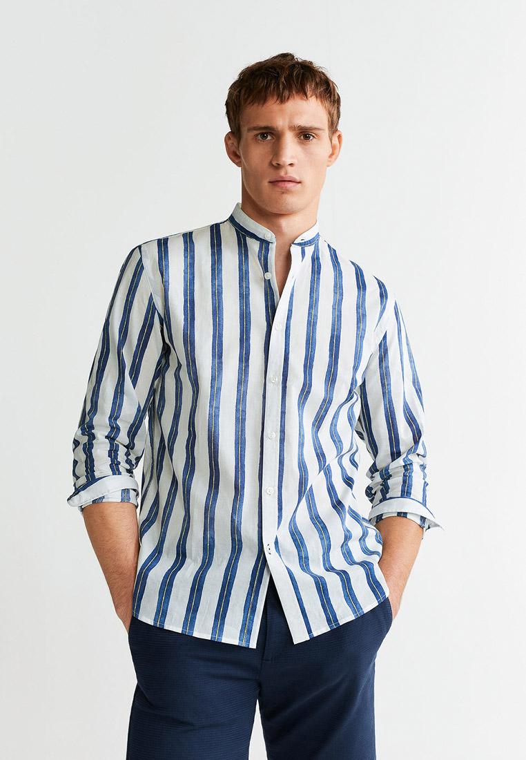 Рубашка с длинным рукавом Mango Man 53020703