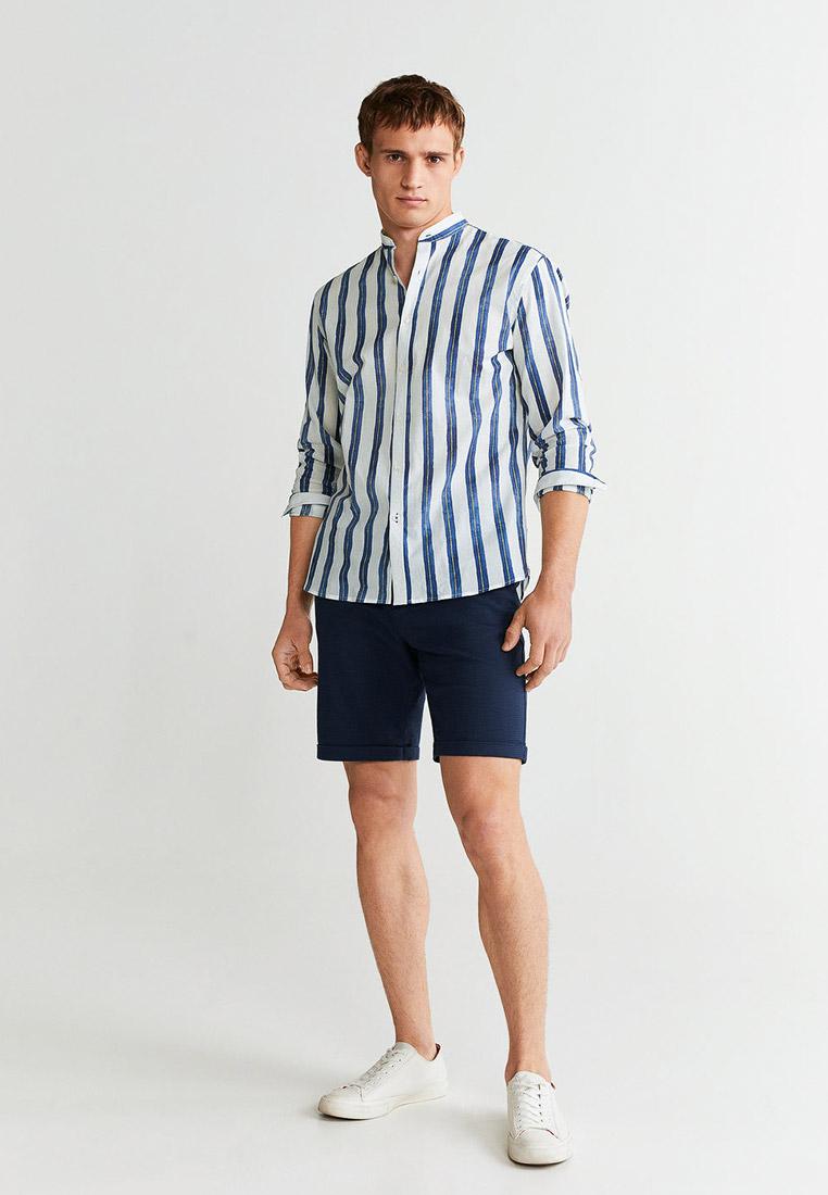 Рубашка с длинным рукавом Mango Man 53020703: изображение 2