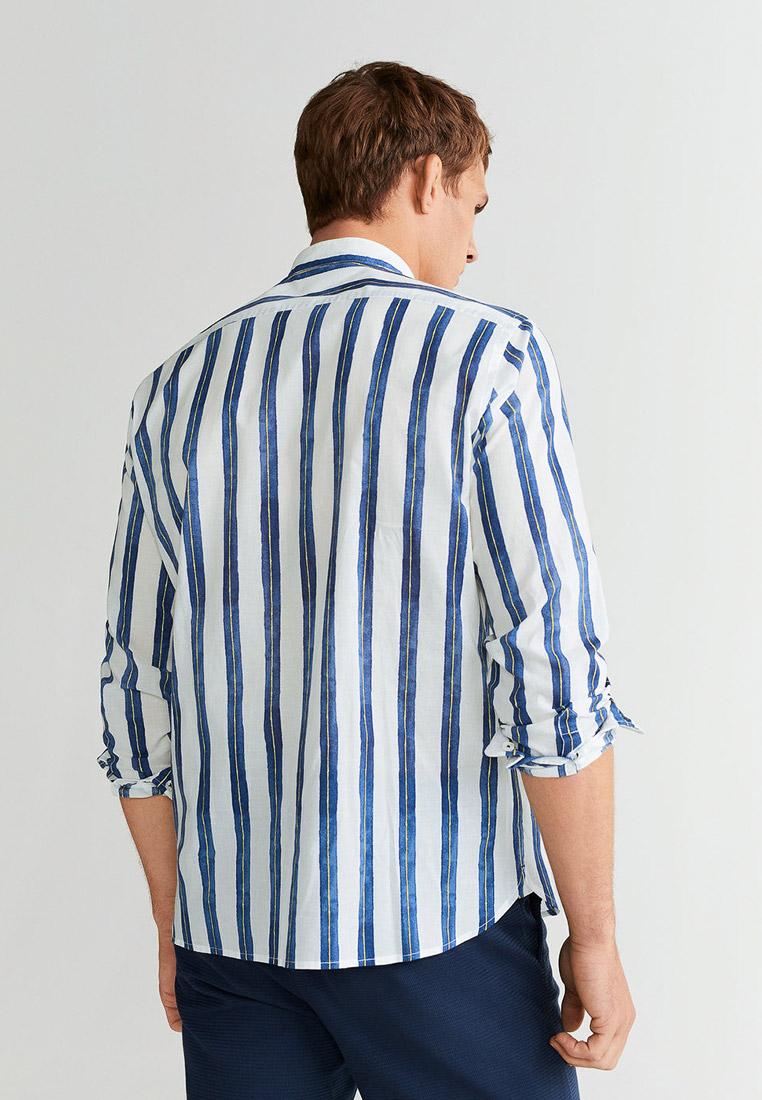 Рубашка с длинным рукавом Mango Man 53020703: изображение 3