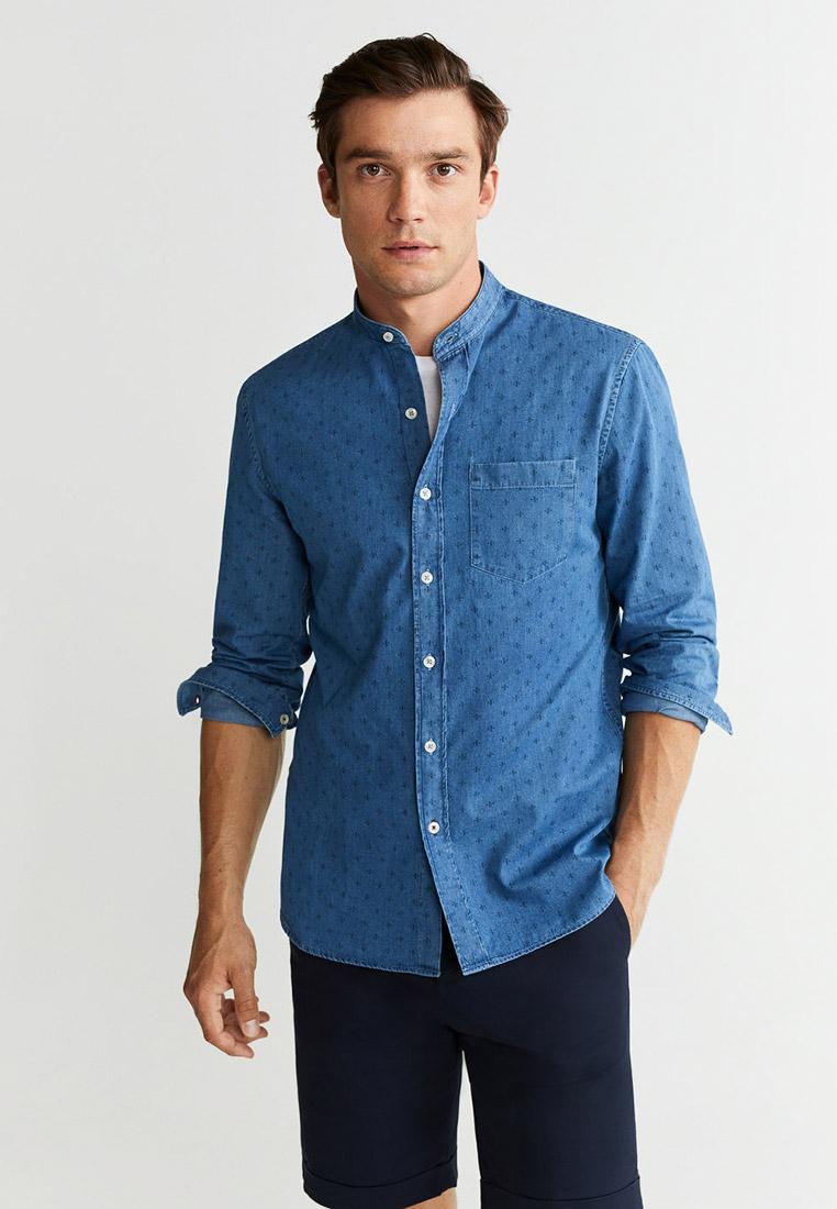 Рубашка с длинным рукавом Mango Man 53013707
