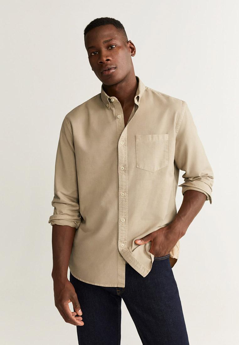 Рубашка с длинным рукавом Mango Man 53043697