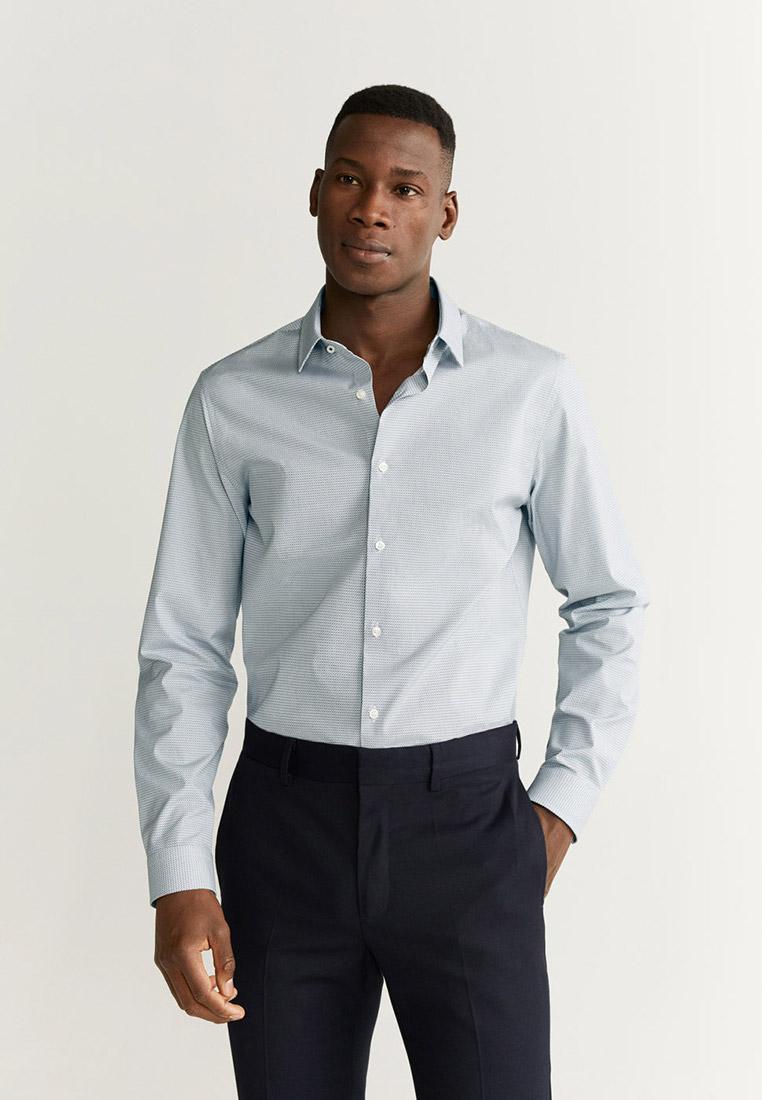 Рубашка с длинным рукавом Mango Man 53023041
