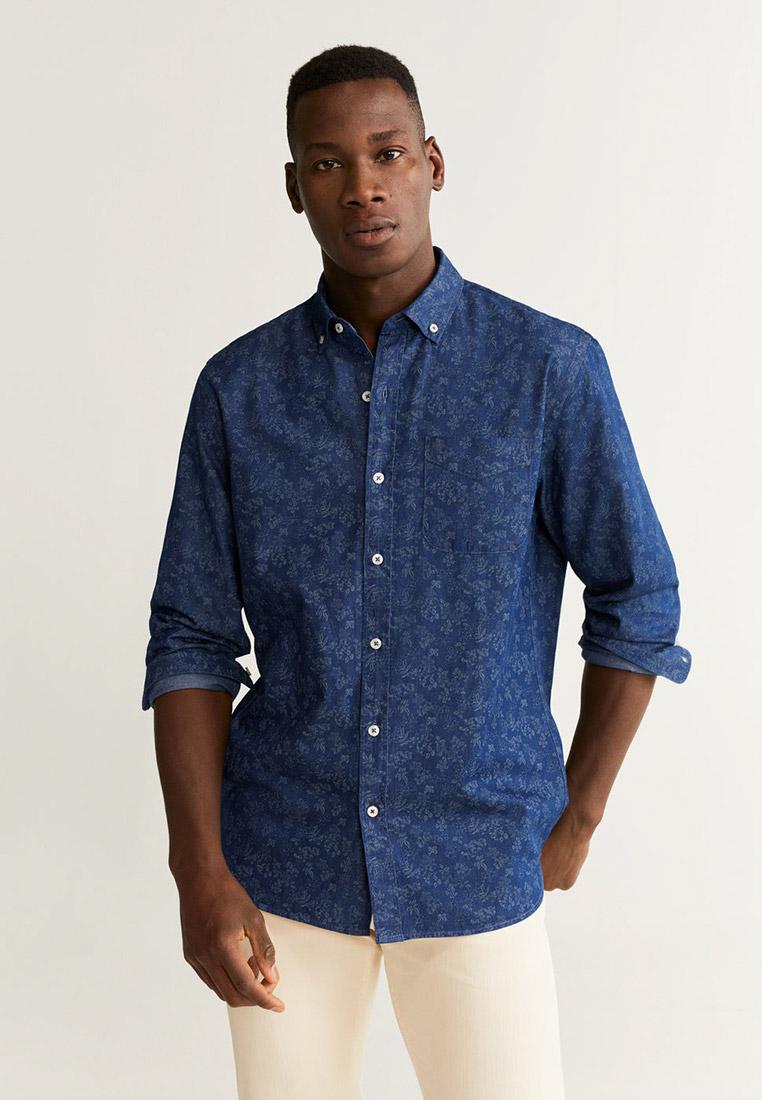 Рубашка с длинным рукавом Mango Man 53033733