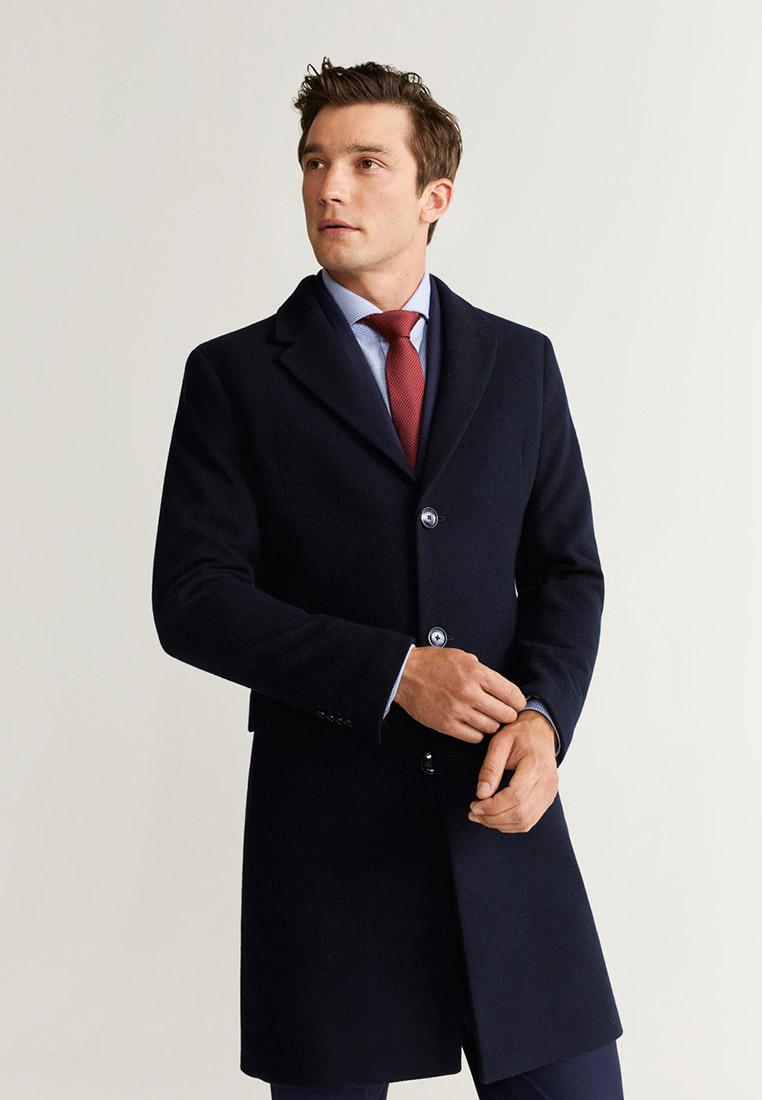 Мужские пальто Mango Man 53055004