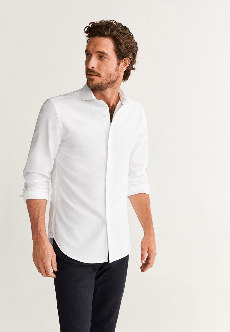 Рубашка с длинным рукавом Mango Man 51055012