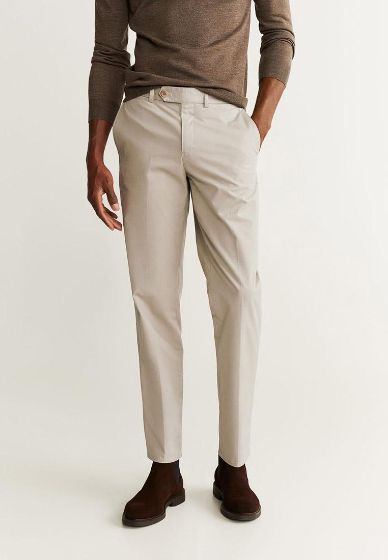 Мужские повседневные брюки Mango Man 53033702