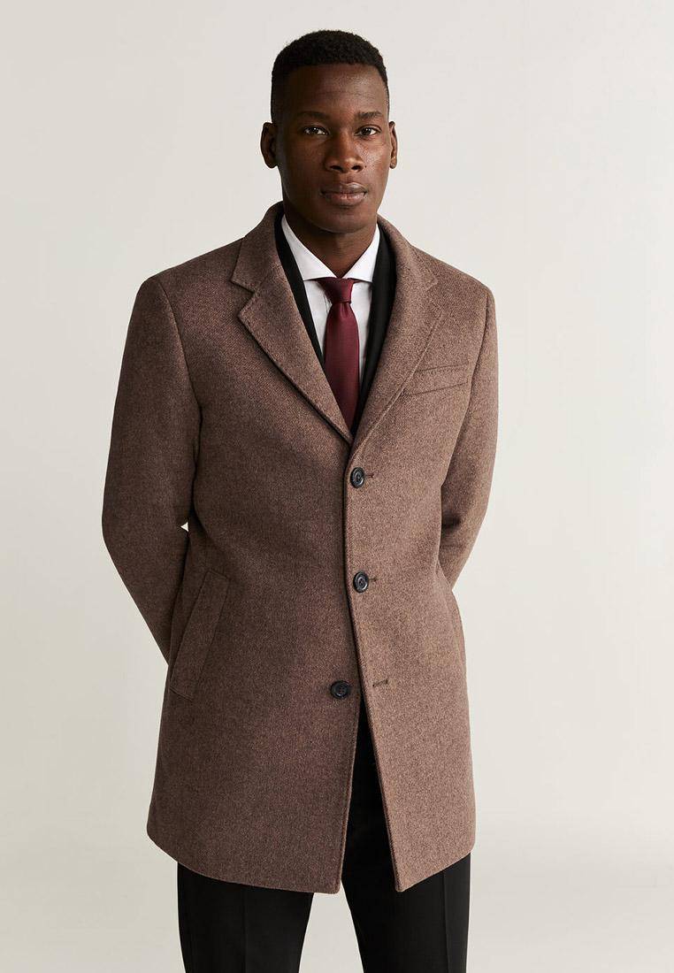 Мужские пальто Mango Man 53045502