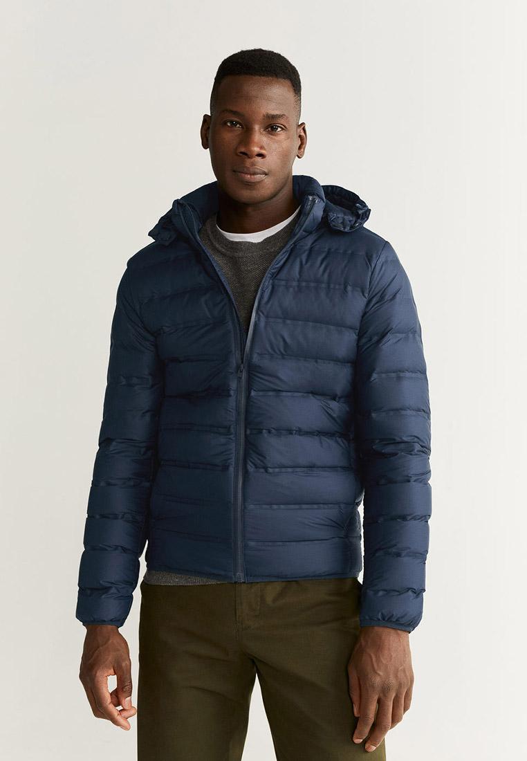 Утепленная куртка Mango Man 53060469